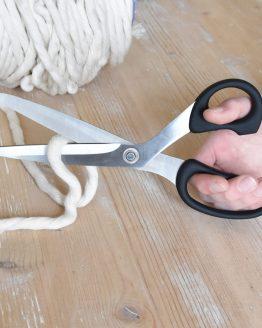 Macrame schaar scissors