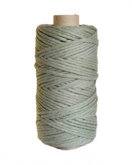creadoodle premium collection macrame weaving 5 sage koord 1-ply cord