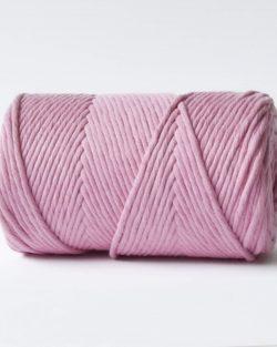 3 mm macrame touw lovely rosa katoen koord 1-ply