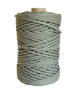 creadoodle premium collection macrame weaving 5 sage touw rope 3-ply