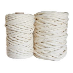 Cotton rope and cords