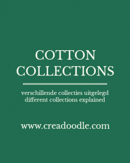Creadoodle cotton collections
