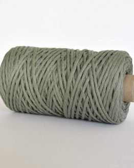creadoodle luxe collection macrame weaving 5 sage koord 1-ply cord