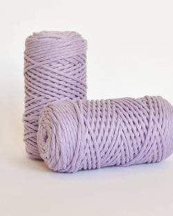 creadoodle 5 mm string mini cone lavendel lavender