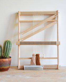 creadoodle L weaving loom, weefraam