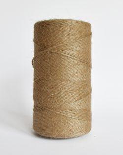 creadoodle 1 mm jute rope 3-ply twisted macrame weven touw en koord
