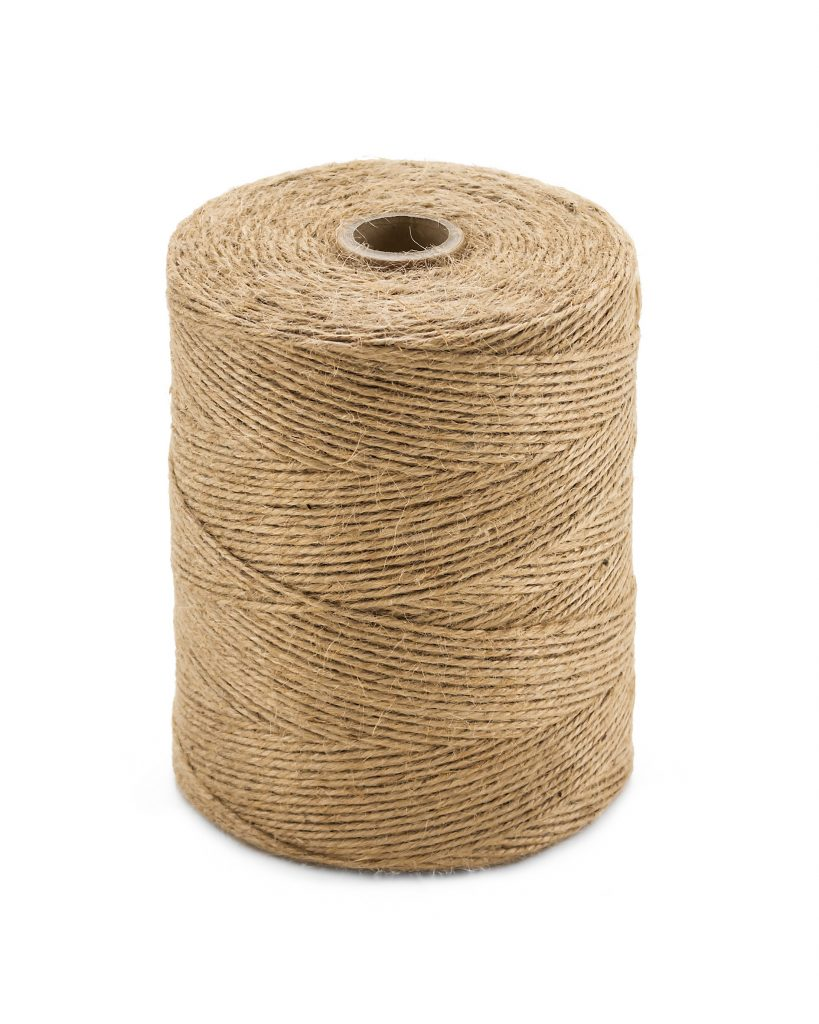 jut3 mm 1 kilo Very nice for projects outside, used for weaving, macrame and other hobby. But also good for gardening etc