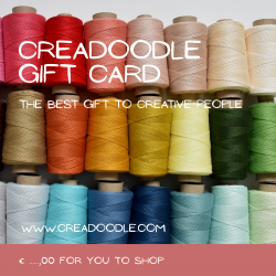 creadoodle gift card for the creative ones