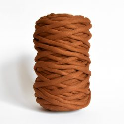 creadoodle macrame weaving cotton cord 9 mm super soft high quality chunky cotton string weven katoen koord caramel