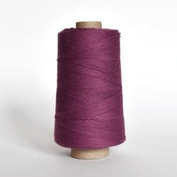 Creadoodle combed cotton collection 1 mm of the highest quality cotton for macrame, weaving, crochet, needle punch, embroidery, super kwaliteit katoen koord 30 colours available purple magenta