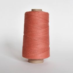 Creadoodle combed cotton collection 1 mm of the highest quality cotton for macrame, weaving, crochet, needle punch, embroidery, super kwaliteit katoen koord 30 colours available peach macaron