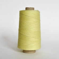 Creadoodle combed cotton collection 1 mm of the highest quality cotton for macrame, weaving, crochet, needle punch, embroidery, super kwaliteit katoen koord 30 colours available pale lemon