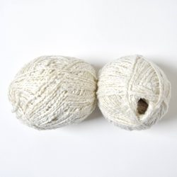 creadoodle bubbly cotton ivory