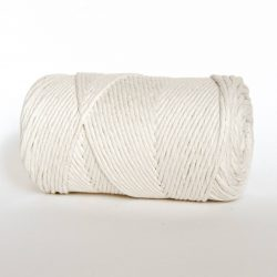 Creadoodle basic collection 3 mm cotton string natural naturel katoen koord