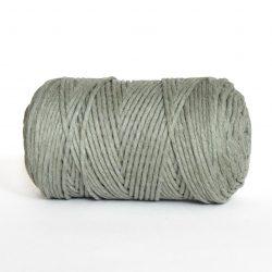 creadoodle macrame weaving cotton cord 3 mm super soft high quality cotton string weven katoen koord sage