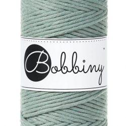 creadoodle bobbiny 3 mm macrame cotton for macrame crochet weaving needle punch and more creative hobby laurel sage