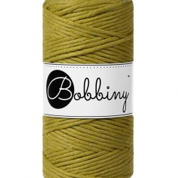 creadoodle bobbiny 3 mm macrame cotton for macrame crochet weaving needle punch and more creative hobby kiwi
