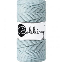 creadoodle bobbiny 3 mm macrame cotton for macrame crochet weaving needle punch and more creative hobby misty