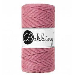 creadoodle bobbiny 3 mm macrame cotton for macrame crochet weaving needle punch and more creative hobby blossom