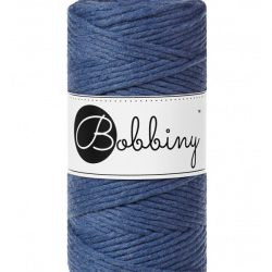 creadoodle bobbiny 3 mm macrame cotton for macrame crochet weaving needle punch and more creative hobby jeans